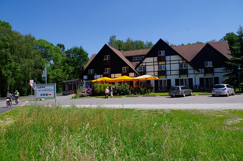Hotel am Spreebogen in Burg