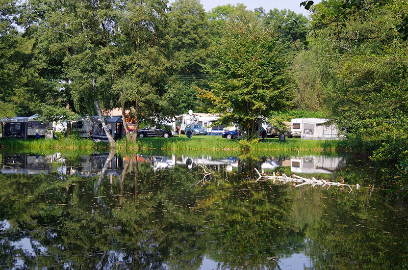 Campingplatz in Lübbenau