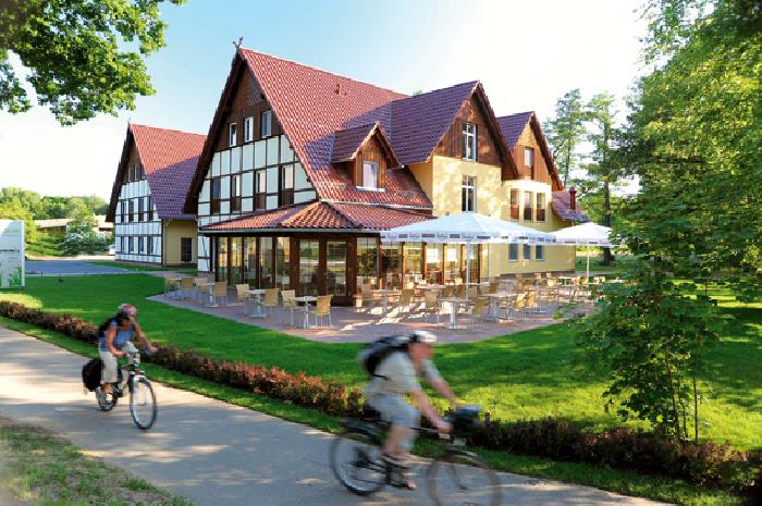 "Restaurant Kur- und Wellness Haus ""Spree Balance"""
