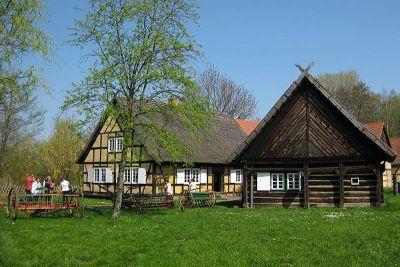 Freilandmuseum in Lehde