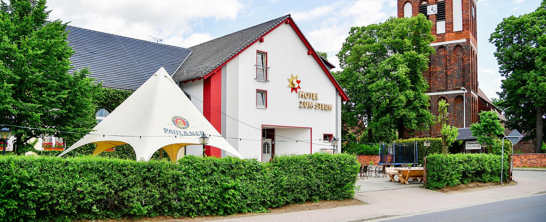 Hotel Stern Werben