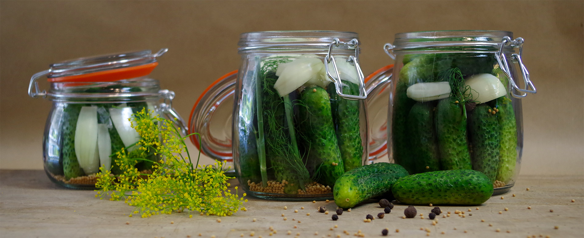 Rezept Gewürzgurken Im Glas Rezept Aus Dem Spreewald
