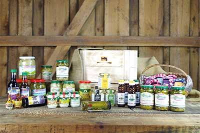 Regionale Produkte im Onlineshop Spreewaldkiste