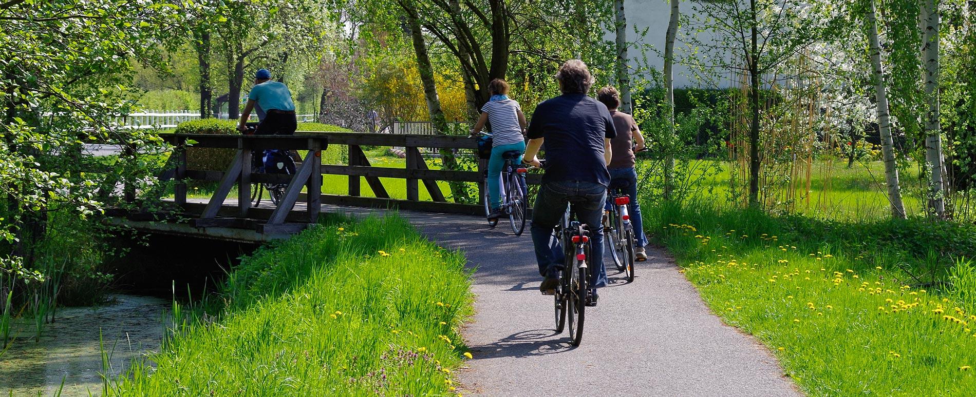 Bio-Höfe-Tour - buchbare Radtour im Spreewald, 175 km