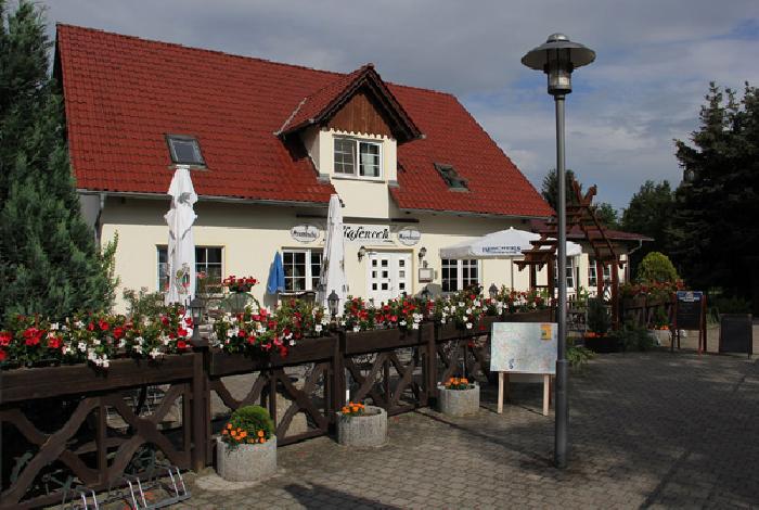 """Gasthaus und Pension """"Hafeneck"""""""