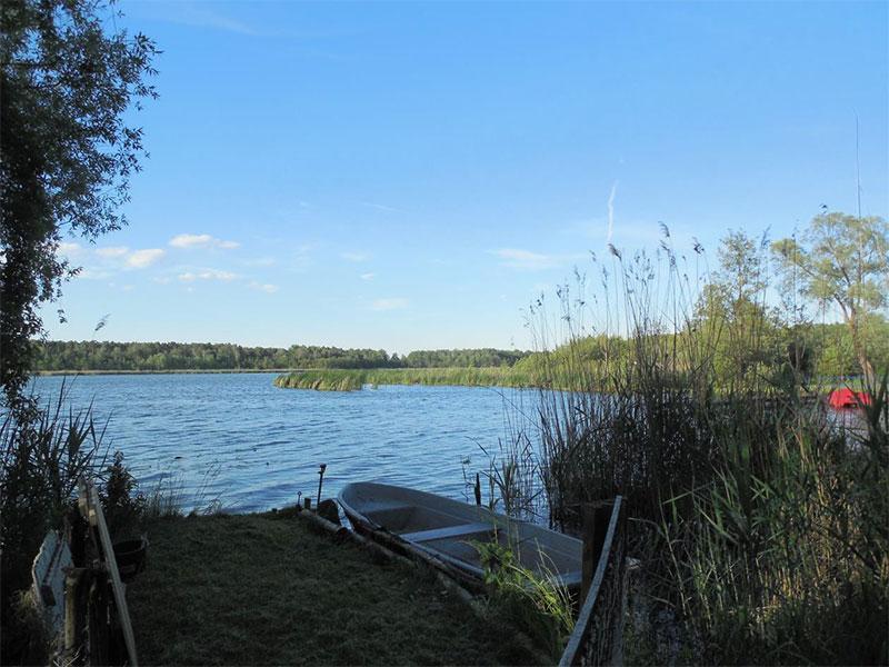 Blick auf den Köthener See
